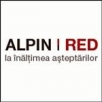 Alpinism utilitar Alpin Red