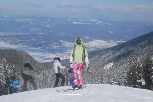 Agonie si extaz in a treia zi de schi la Bansko