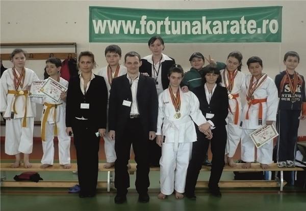 Club Sportiv Karate Fortuna
