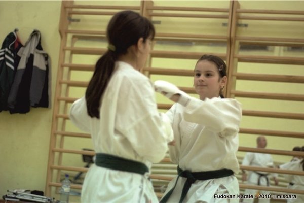 Club Fudokan Karate