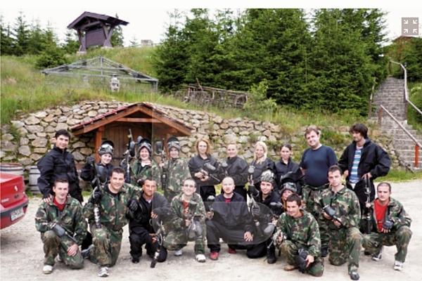 Team Building Eventica