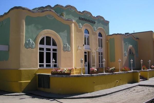 Complex Balnear Ocna Sibiului