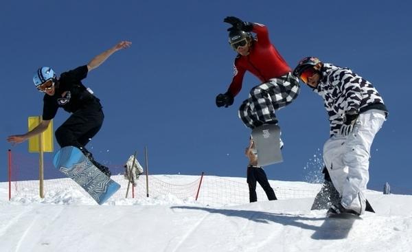 Academia de Snowboard
