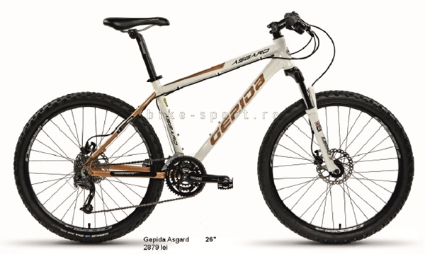 Magazin Energic Mountain Bike