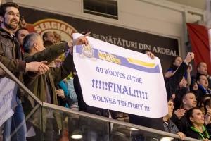 Hochei, Brasov: Corona Wolves vs Nove Zamky, in finala Ligii Mol