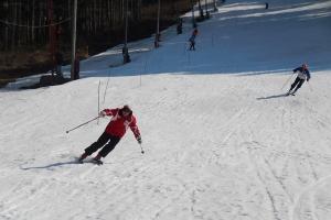 Statiunea Baile Tusnad a gazduit Cupa Prieteniei la schi pentru amatori