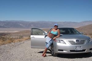 Test drive in Valea Mortii